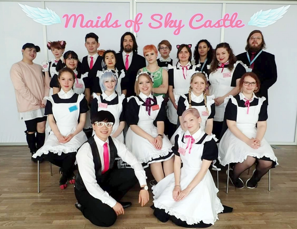 The Maids of Sky Castle