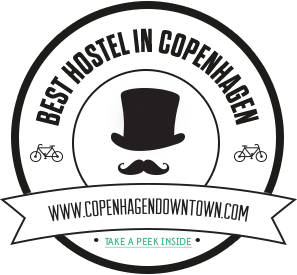 Copenhagen Downtown Hostel - best hostel logo