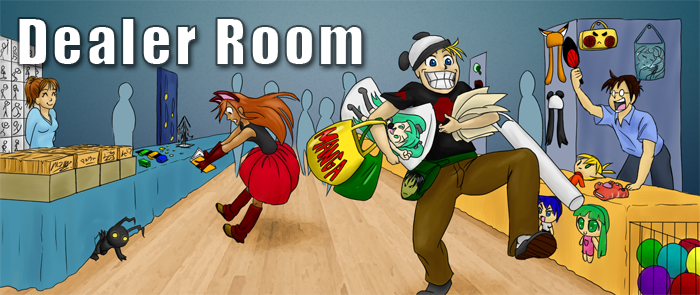 Dealer Room illustration